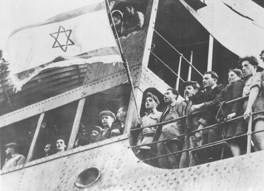 Bildergebnis für emigracion judia a palestina