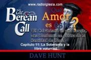 Capítulo 11 - La soberanía y la libre voluntad