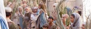 La Entrada de Jesús a Jerusalén