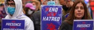 Odio Desenfrenado Contra  Israel